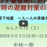 首都直下型地震~一人ひとりの準備を急げ(第2回)